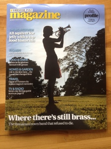 Yorkshire Post Aug 2014 Cover