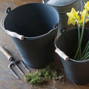 Spring buckets (1 of 1)Spring buckets